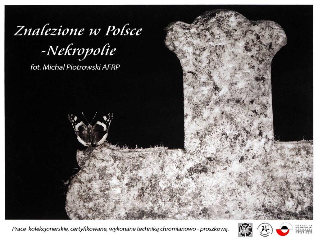 Znalezione w Polsce - Nekropolie