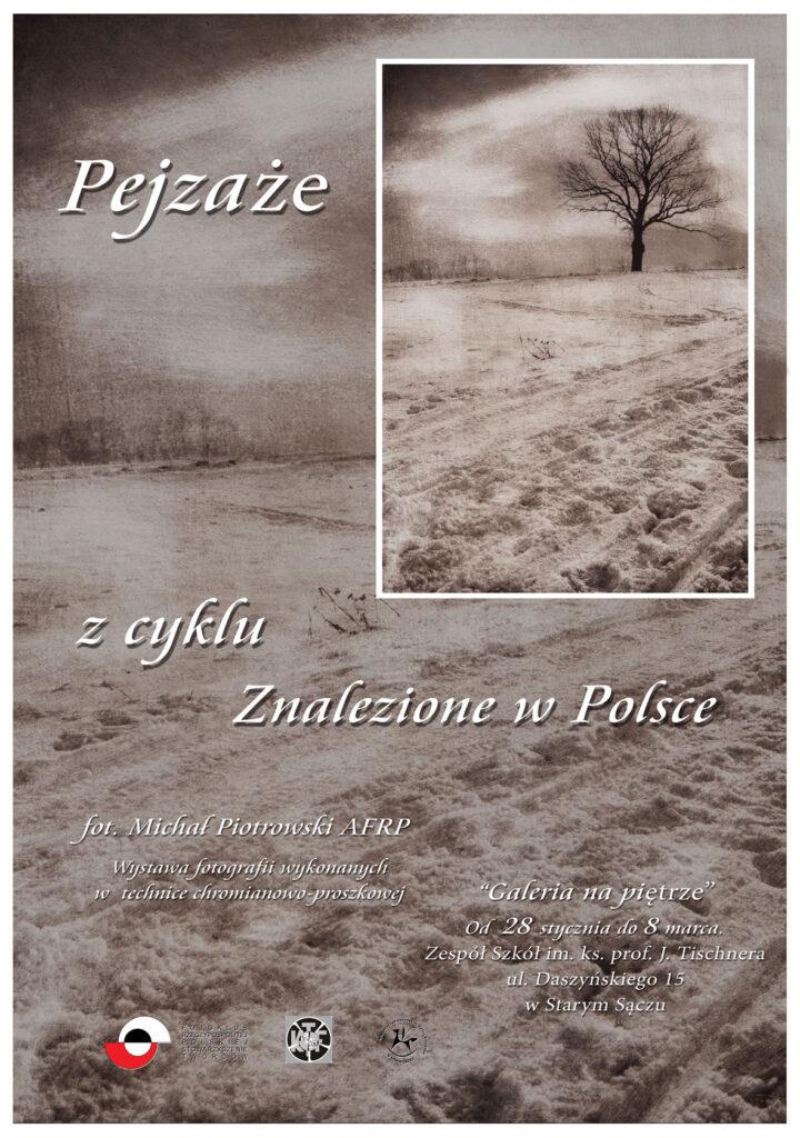Pejzaże - Znalezione w Polsce